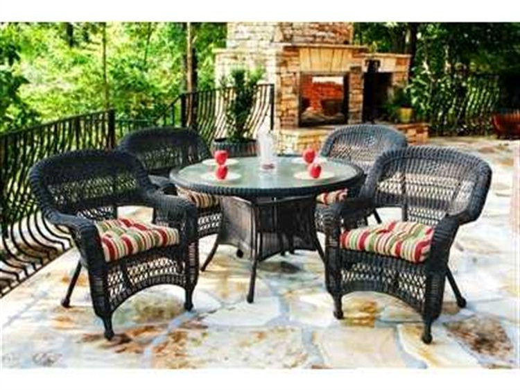 Most Current Outdoor Tortuga Dining Tables For Tortuga Outdoor Portside 48 Dining Table (View 4 of 20)