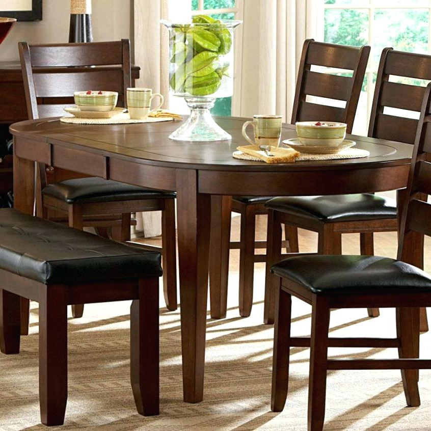 Most Current Oval Kitchen Table Quick View Oval Kitchen Table With 6 Chairs – C Inside Oval Dining Tables For Sale (View 18 of 20)