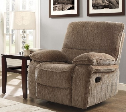 Most Current Ranger Side Chairs Intended For New Classic Ranger Bravo Sandalwood Reclining Sectional – Ranger (View 8 of 20)
