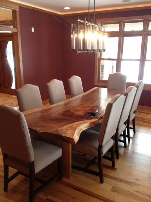 Most Current Rustic Dining Tables Inside Rustic Tables, Mission Dining Table, Tuscan Dining Room Furniture (View 7 of 20)