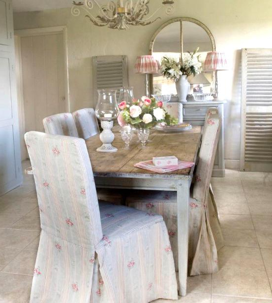 Most Current Shabby Chic Dining Chairs Throughout Wonderful Chic Dining Chairs Rooms Iring Shabby Chic Dining Room (View 12 of 20)