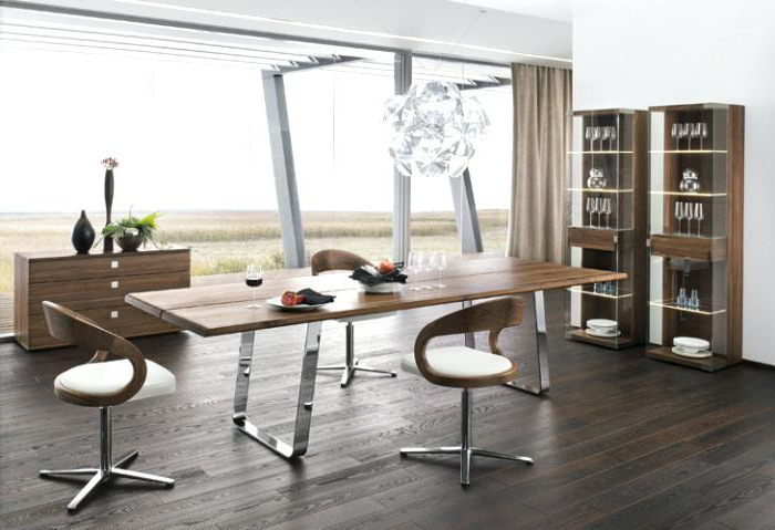 Most Current Sleek Dining Table Sleek Table Sleek Dining Room Furniture – Kuchniauani With Sleek Dining Tables (View 7 of 20)