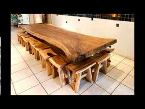 Most Current Solid Wood Dining Table – Youtube Within Solid Wood Dining Tables (View 6 of 20)