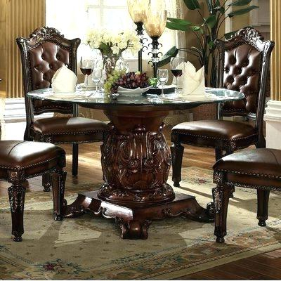 Most Current Traditional Dining Tables With Regard To Traditional Dining Room Tables How To Use Runners In Traditional (View 9 of 20)