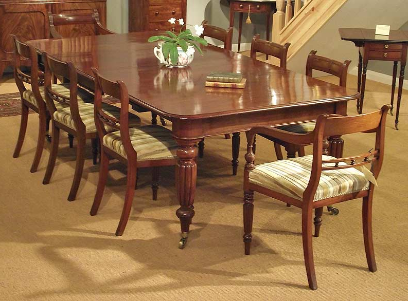 Most Current Unique Mahogany Dining Room Furniture Sets Designs – Wallmedia With Mahogany Dining Tables Sets (View 14 of 20)