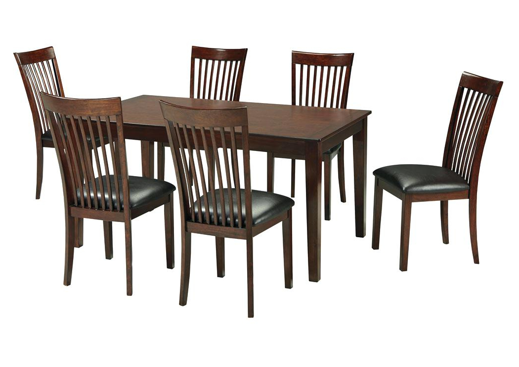 Most Popular 6 Piece Kitchen Table Mallard 6 Piece Extension Dining Set With Mallard 6 Piece Extension Dining Sets (View 12 of 20)