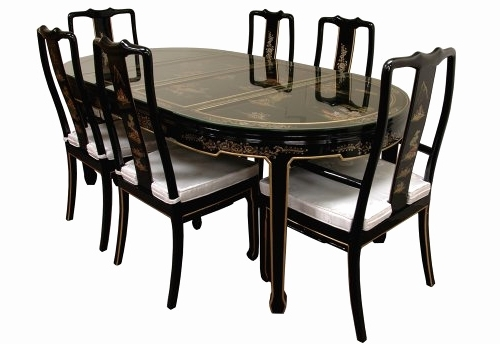 Most Popular Asian Dining Tables Pertaining To Asian Style Dining Room Chairs Elegant 101 Best Rosewood Dining Sets (View 13 of 20)