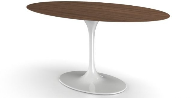 Most Popular Caira Extension Pedestal Dining Tables Within Pedestal Dining Table For A Gorgeous Setting – Furniture And Decors (View 11 of 20)