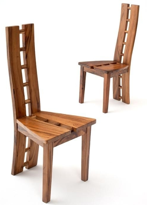 Most Popular Contemporary Chair, Modern Side Chair, Modern Wooden Dining Chair Inside Grady Side Chairs (View 8 of 20)