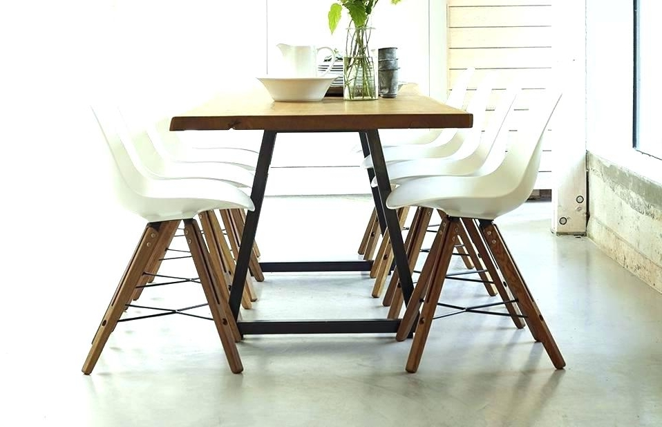 Most Popular Contemporary Dining Sets With Designer Dining Table Sets – Kuchniauani (View 13 of 20)
