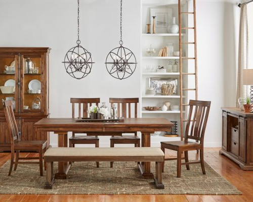 "Most Popular Dawson Dining Tables With Regard To Dawson"" Dining Collection (View 14 of 20)"