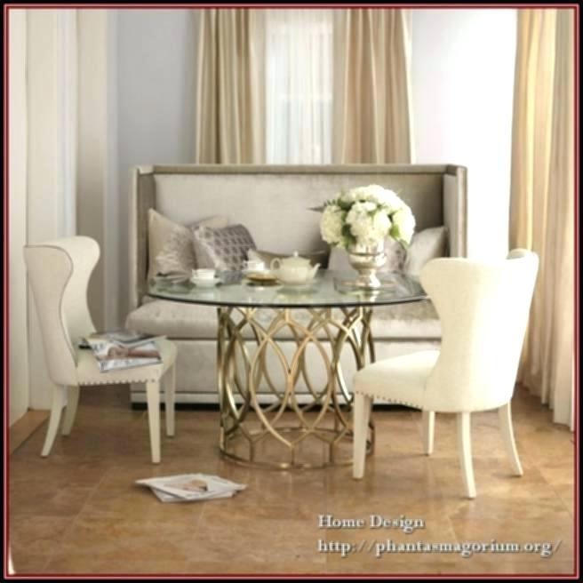 Most Popular Decoration: Upholstered Bench With Back Dining Room Plans For Table For Bench With Back For Dining Tables (View 17 of 20)