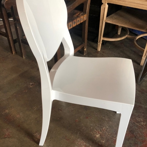 Most Popular Dining Chairs Inside Burton Metal Side Chairs With Wooden Seat (View 7 of 20)