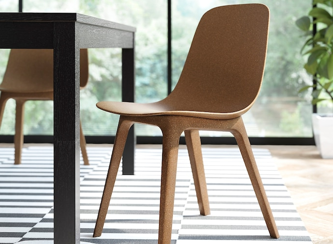 Most Popular Dining Chairs Throughout Chairs – Upholstered & Foldable Dining Chairs – Ikea (View 17 of 20)