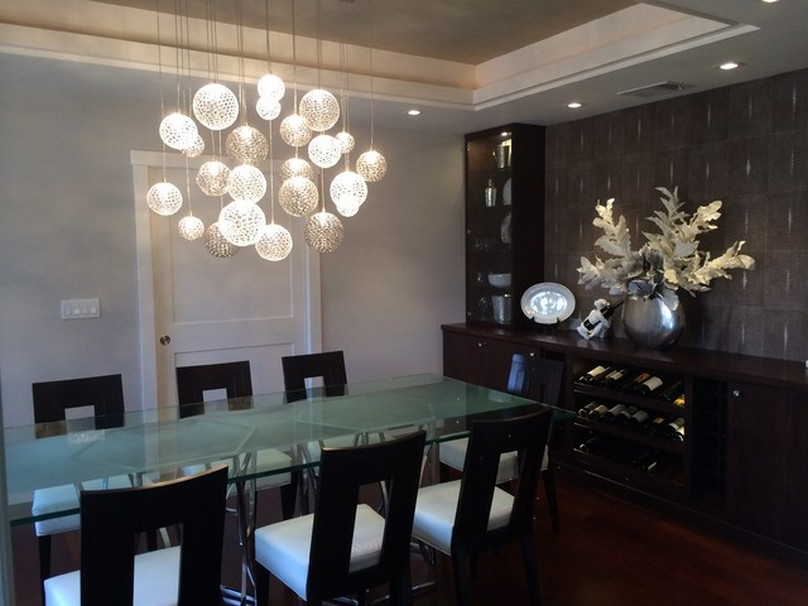 Most Popular Dining Room Dining Table Lighting Design Above Dining Table Lighting With Regard To Dining Tables Lighting (View 14 of 20)