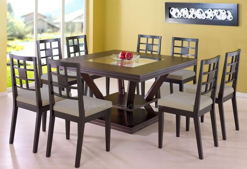 Most Popular Dining Table Sets With 6 Chairs Regarding Perfect Dining Table And Chair Combination – Blogbeen (View 11 of 20)