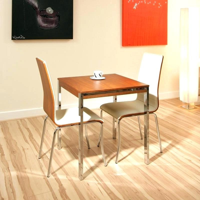 Most Popular Dining Tables And Chairs For Two With Two Person Dining Set Glass Dining Table For 2 Mesmerizing 2 Person (View 13 of 20)