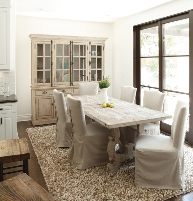 Most Popular French Country Dining Tables With Regard To French Country – Traditional – Dining Room – New York  Zin Home (View 13 of 20)