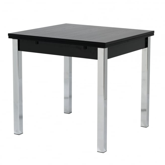 Most Popular Furniture To Go Designa Black Ash Dining Table (View 15 of 20)