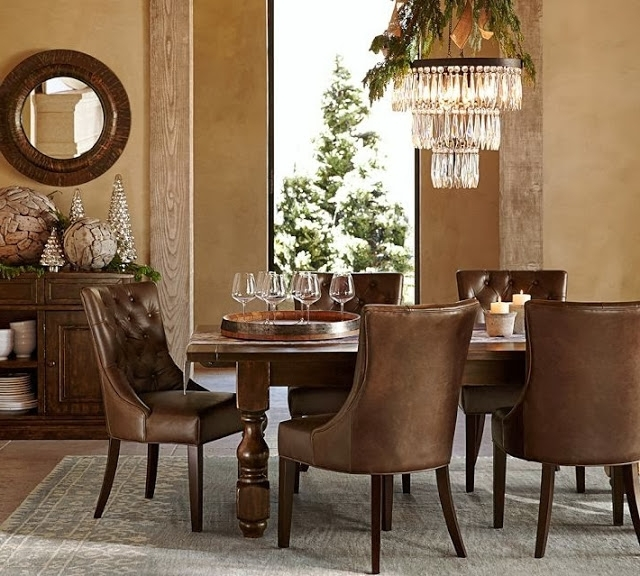 Most Popular Hayes Side Chairs Pertaining To Pottery Barn Hayes Chair – Copycatchic (View 12 of 20)