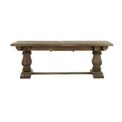 Most Popular Kitchen & Dining Tables – Kitchen & Dining Room Furniture – The Home In Natural Wood & Recycled Elm 87 Inch Dining Tables (View 11 of 20)
