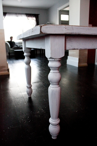 Most Popular Knotty Pine Modified English Country Dining Table Legs – Osborne Regarding Country Dining Tables (View 17 of 20)