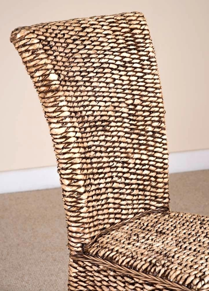 Most Popular Magnolia Home Entwine Rattan Arm Chairs With Regard To Rattan Side Chair – Trippertalks (View 19 of 20)