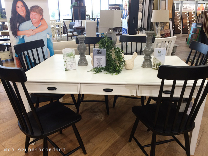 Most Popular Magnolia Home White Keeping 96 Inch Dining Tables For Magnolia Table — Latest News, Images And Photos — Crypticimages (View 4 of 20)