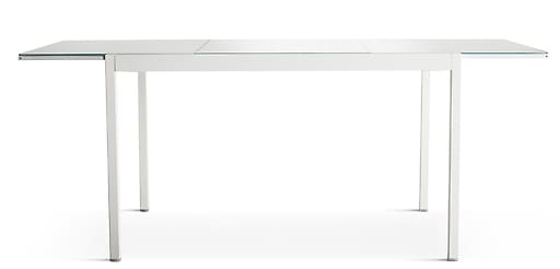 Most Popular Next White Dining Tables Intended For Extendable Dining Table (View 12 of 20)
