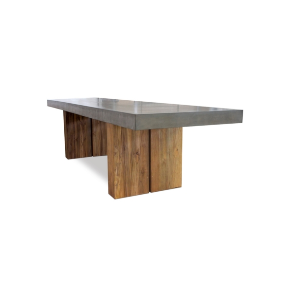 Most Popular Olym Dining Table 87 Inch – Formoutdoors With Regard To 87 Inch Dining Tables (View 12 of 20)