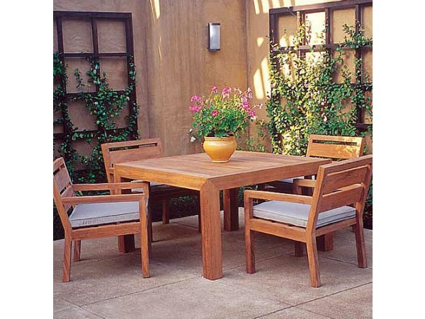 Most Popular Palazzo Rectangle Dining Tables With Regard To Gardenside Palazzo Square Dining Table (gar Tab 1620)www (View 8 of 20)