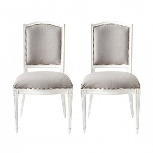 Most Popular Shabby Chic Dining Chairs In Arch Back Shabby Chic Dining Chair (View 7 of 20)
