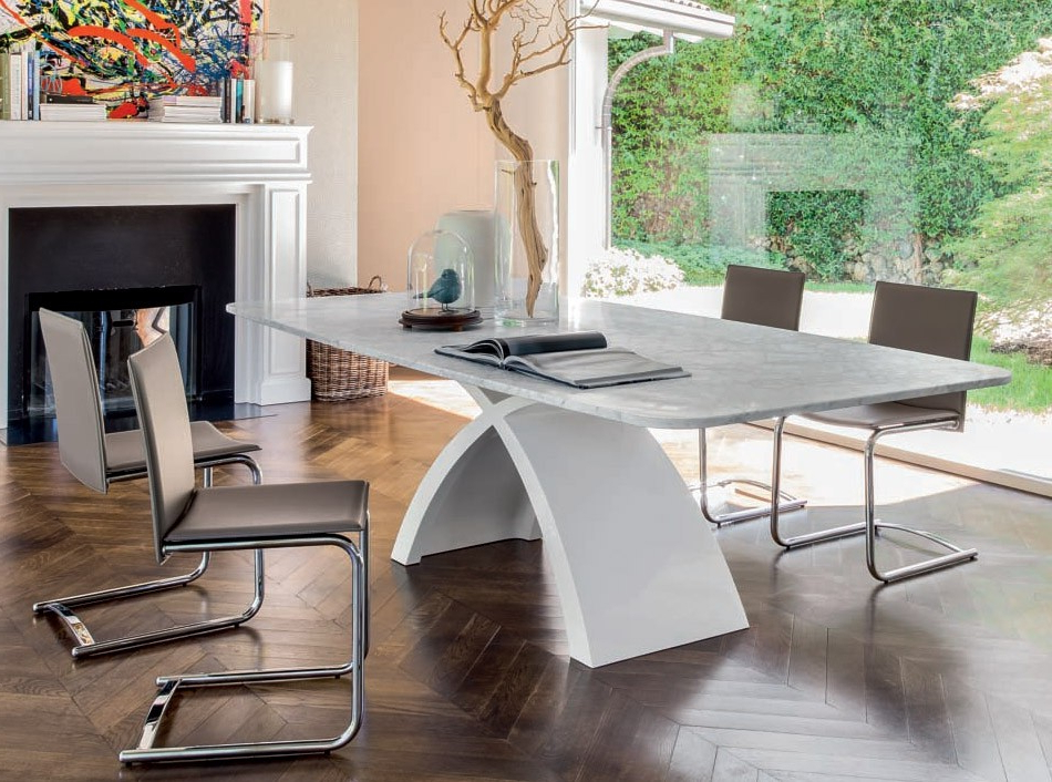 Most Popular Tokyo Dining Tables With Regard To Marble Dining Table Tokyotonin Casa (View 3 of 20)