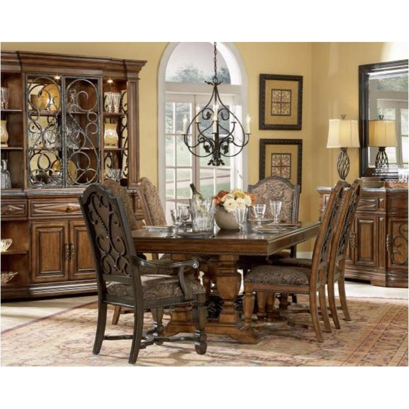Most Recent 144221 2624Tp A R T Furniture Marbella Rectangular Dining Table With Marbella Dining Tables (View 14 of 20)