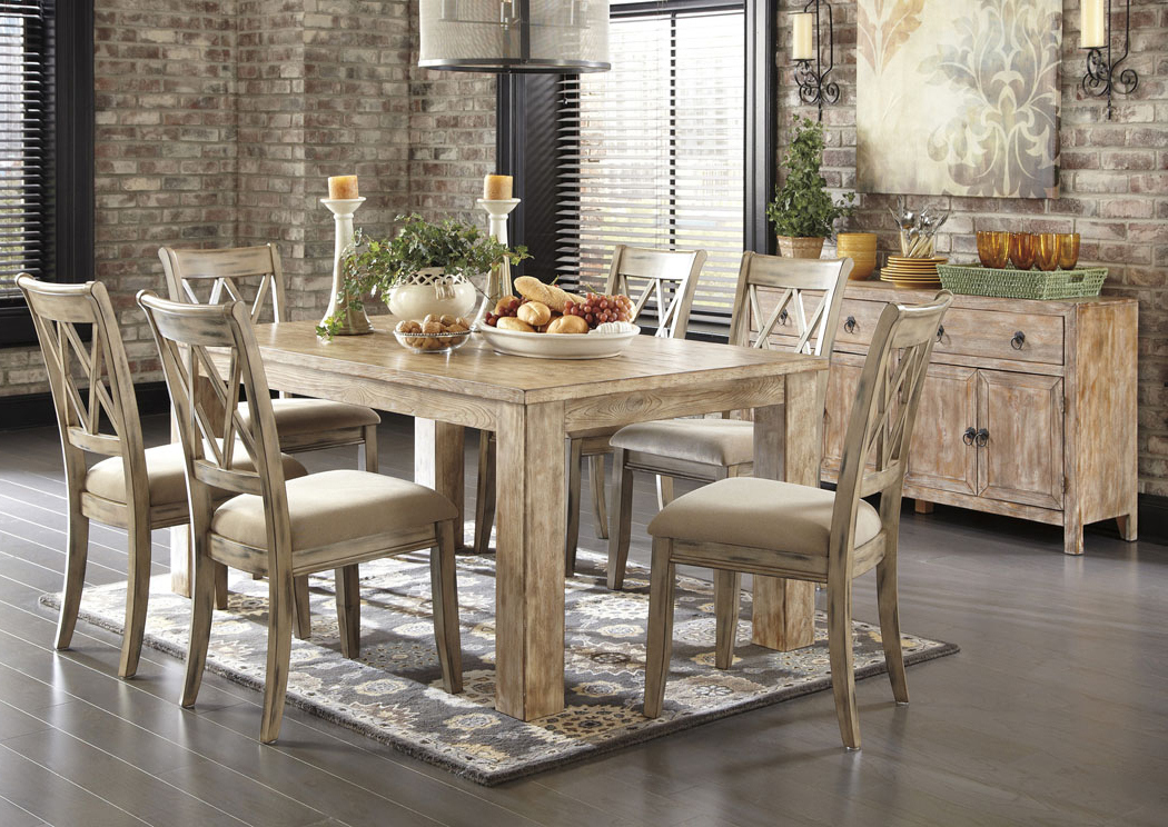 Most Recent Ashley Furniture Homestore – Independently Owned And Operated With Rectangular Dining Tables Sets (View 5 of 20)