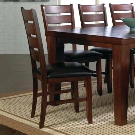 Most Recent Bardstown Dining Set Crown Mark 8 Piece Dining Set In Espresso Throughout Bradford 7 Piece Dining Sets With Bardstown Side Chairs (View 6 of 20)