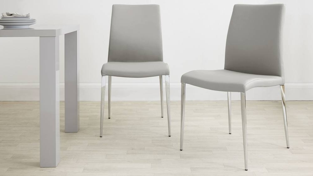 Most Recent Burton Metal Side Chairs With Wooden Seat In Modern Dining Chair (View 8 of 20)