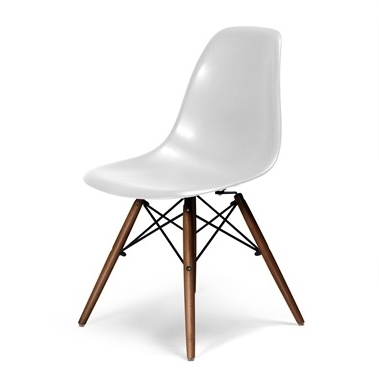 Most Recent Cole Ii Orange Side Chairs Within Modern Dining Chairs (View 11 of 20)