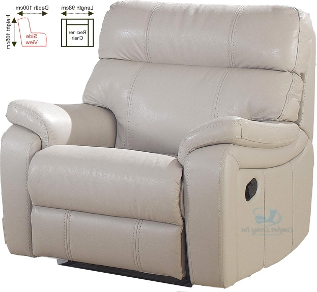 Most Recent Colorado Recliner Chair – Recliner Chairs – Recliner Warehouse Pertaining To Clay Side Chairs (View 11 of 20)