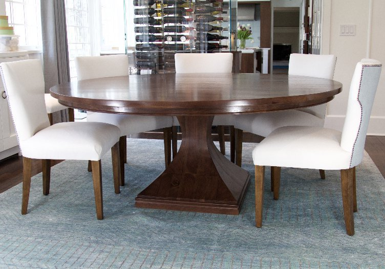 Most Recent Custom Dining Tables For New York City, Ny; Long Island, Ny & Darien, Ct Inside Dining Tables New York (View 2 of 20)
