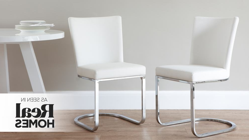 Featured Photo of Chrome Dining Chairs