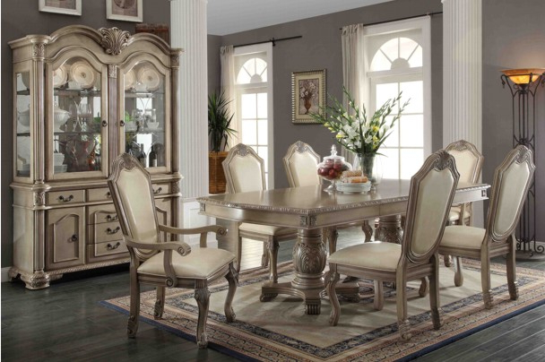 Most Recent Dining Room Suites Pertaining To New Home Furnishers » Ndlovu Dining Room Table (View 13 of 20)