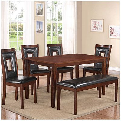 Most Recent Dining Set, 6 Piece At Big Lots (View 10 of 20)