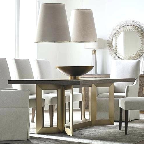 Most Recent Dining Table All Wood Solid Modern Rectangular – Tigerbytes For Helms 6 Piece Rectangle Dining Sets With Side Chairs (View 14 of 20)