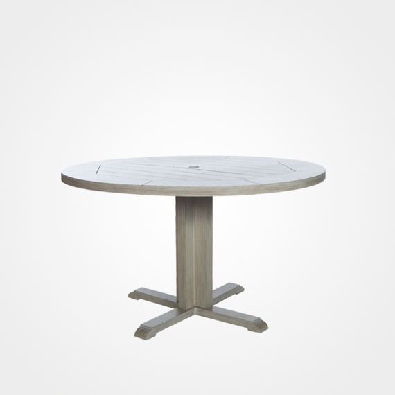 Most Recent Ebel Laurent Collection – Available At Brooks & Collier For Laurent Round Dining Tables (View 13 of 20)
