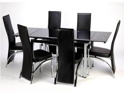 Most Recent Extending Dining Tables And 6 Chairs In Extending Dining Table With 6 Chairs Price From Konga In Nigeria (View 12 of 20)