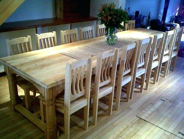 Most Recent Extending Dining Tables With 14 Seats For Dining Table For 14 Dining Tables Marvelous Extending Dining Tables (View 16 of 20)