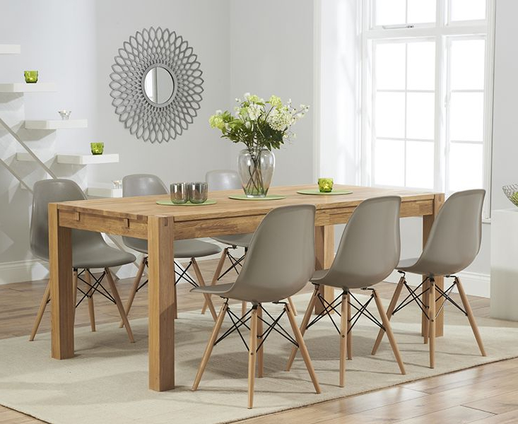 Most Recent Folding Dining Table: Most Unique Space Saver For Home Improvement Intended For Oak Furniture Dining Sets (View 19 of 20)