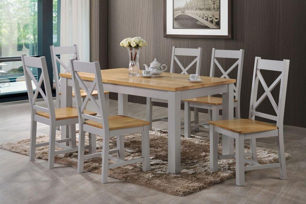Most Recent Gavin Dining Tables Regarding Rochester Dining Table 5 Ft – Ger Gavin – Bedroom Furniture Dining (View 13 of 20)