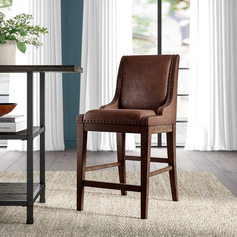 Featured Photo of Caira Upholstered Arm Chairs